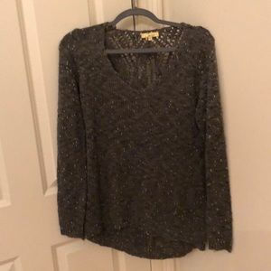 Sweaters - Pullover neck sweater